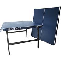 Mesa De Ping Pong / Tênis De Mesa Procópio 25Mm Mdp Bases De Ferro - Unissex