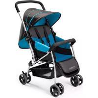Carrinho Berço - Flip - Azul - Multikids Baby