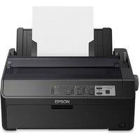 Impressora Matricial Epson Fx-890 Ii, Usb, 120V, Preta - C11Cf37301