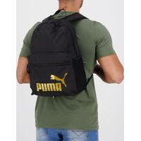 Mochila Puma Phase Backpack All Black