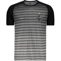 Camisa Topper Atlético Mineiro Aquecimento 2017