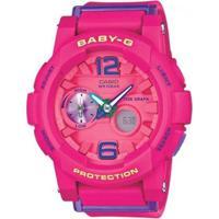Relógio Casio Baby G G-Lide - Unissex-Pink