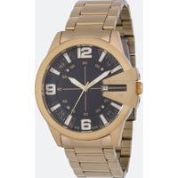 Relógio Masculino Lince Mrg4333S Analógico 5Atm