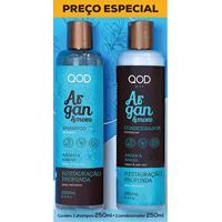 Kit Qod City Argan Preço Especial - Feminino-Incolor