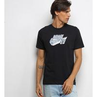 Camiseta Nike Sb Logo Concrete Masculina - Masculino