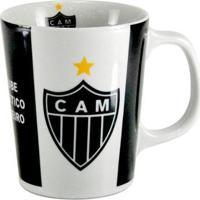 Caneca Porcelana Do Atlético Mineiro - Unissex