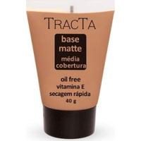 Base Facial Matte Tracta Média Cobertura 06 - Feminino-Incolor