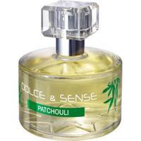 Perfume Feminino Dolce & Sense Patchouli Paris Elysees Eau De Parfum 60Ml - Feminino-Incolor