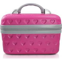 Frasqueira Jacki Design Love - Unissex-Pink