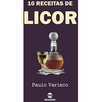 Ebook 10 Receitas De Licor