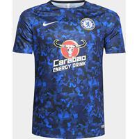 Camisa Chelsea Treino 19/20 Nike Masculina - Masculino