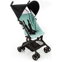 Carrinho De Bebê Micro Safety 1St - Green Denim