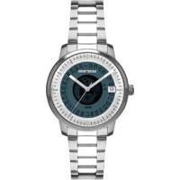Relógio Mormaii Maui Feminino - Feminino-Prata
