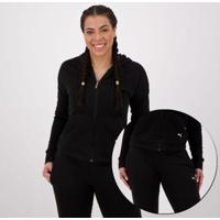Agasalho Puma Clean Sweat Suit Cl Feminino - Feminino