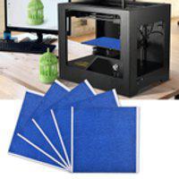 Adesivo Sensível À Pressão De Resistência A Alta Temperatura, Fita Adesiva Para Impressora 3D De 210 X 200Mm, Fita Adesiva, Papel Crepom Para Impresso
