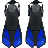 Nadadeira De Natação Cetus Regulável Gills Azul