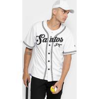 Camisa Santos Baseball Masculina - Masculino