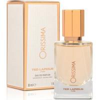 Perfume Orissima Feminino Ted Lapidus Edp 30Ml - Feminino-Incolor