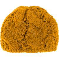 Gentry Portofino Gorro De Tricô - Amarelo