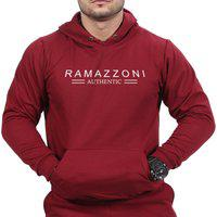 Moletom Blusa De Frio Ramazzoni Authentic Marca Famosa Purpura