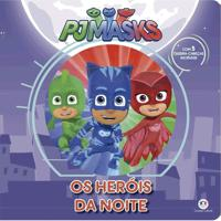 Livro Pj Masks Os Heróis Da Noite - Ciranda Cultural