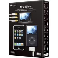Isound Av Cables Kit De Cabos Iphone | Ipod