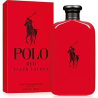 Perfume Polo Ralph Lauren Red Edt Masculino 200Ml - Masculino