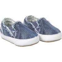 Tênis Xuá Xuá Flex Baby Jeans