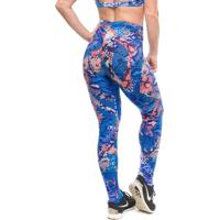 Legging Authentic Power Print Sandy Fitness - Feminino