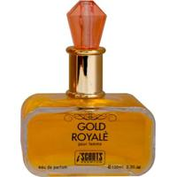 Gold Royale I-Scents Perfume Feminino - Eau De Parfum 100Ml - Feminino-Incolor
