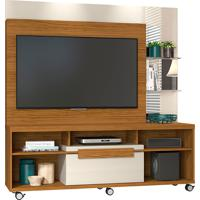 Home Theater Marcos Naturale/Off White Madetec - Tricae
