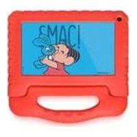 Tablet Multilaser Nb341 7 Kids Turma Da Monica Vermelho