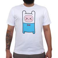 Cuti Finn - Camiseta Clássica Masculina