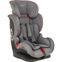 Cadeira Para Auto - De 9 A 36 Kg - Pilot - Grafite - Kiddo - Unissex-Cinza