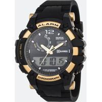 Relógio Masculino Xgames Xmppa271 Bxpx Analógico/Digital 10Atm