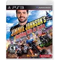 Jogo Jimmie Johnsons: Anything With An Engine - Ps3