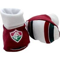 Pantufa Meia Fluminense Revedor