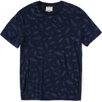 Camiseta Blue Feather G