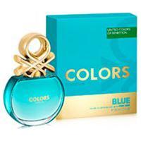 Perfume Feminino Benetton Colors Blue Eau De Toilette 50Ml Único