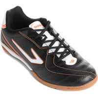 d8f75485084 Netshoes  Chuteira Futsal Topper Titanium 6 - Unissex