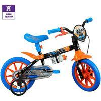 Bicicleta Caloi Hot Wheels Aro 12 - Masculino