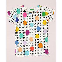 Amaro Feminino Mooui Conjunto Pijama Infantil, Pop Art