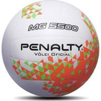 Bola De Vôlei Penalty Mg 5500 Viii - Unissex