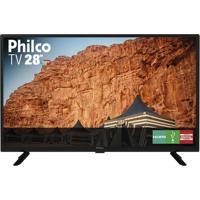 "Tv Led 28"" Philco Bivolt Ptv28G50D"