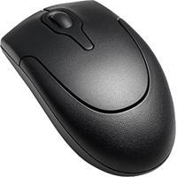 Mouse Optico K-Mex Mo-S233 800 Dpi Preto Usb Com Fio