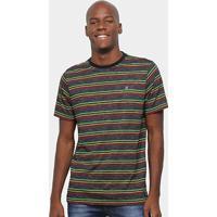Camiseta Hurley Especial Roots Masculina - Masculino