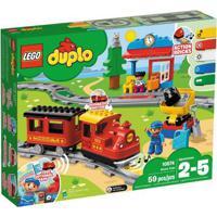 Lego Duplo - Trem A Vapor - 10874