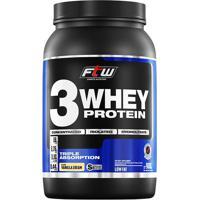 ac294e32d Whey 3 Protein- Baunilha- 900G- Ftwfitoway