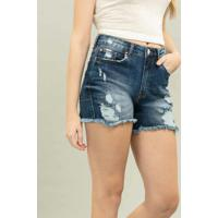 Shorts Califórnia Hot Pant Jeans - Lez A Lez