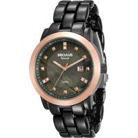 Relógio Seculus Feminino Aplause 20422Lpsvua6